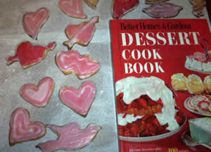 Cookies and the cookbook